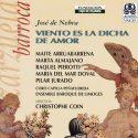 Discographie-madeuf-Jose-de-Nebra-zarzuela-Viento-es-La-Dicha-de-Amor